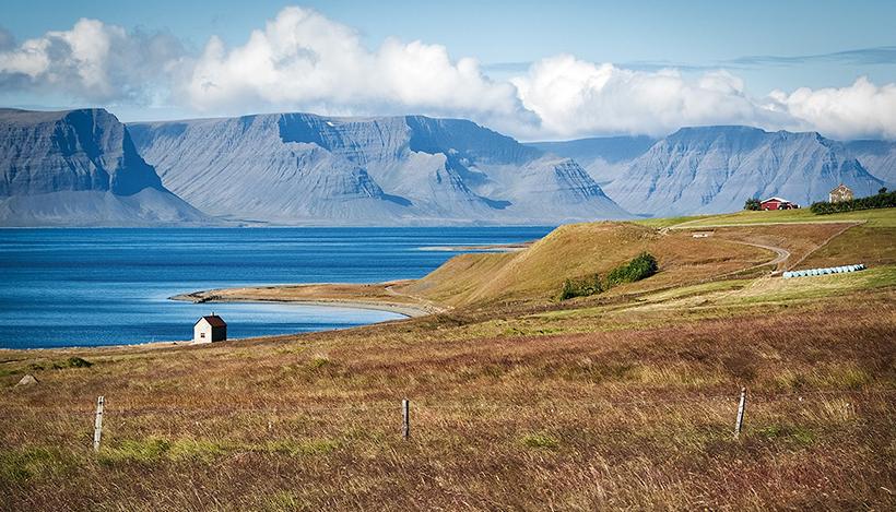 Западные фьорды Исландии