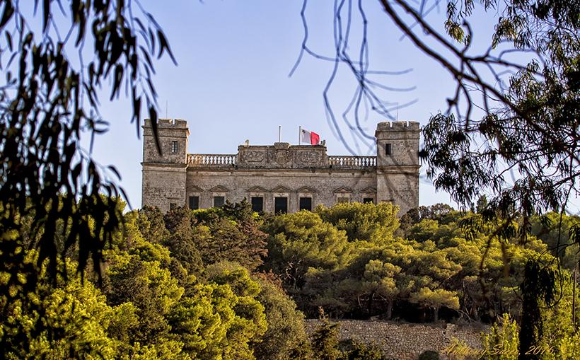 Замок Вердала, Мальта