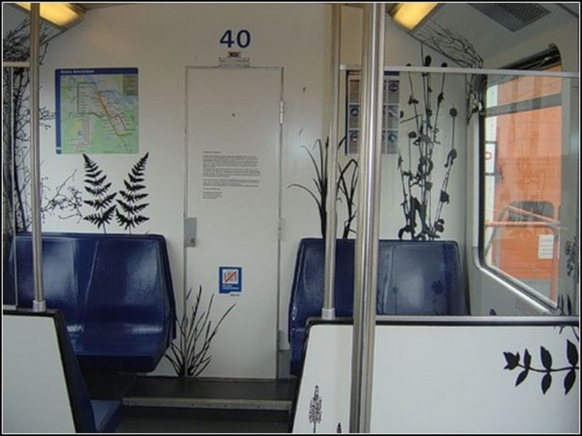 метро Амстердама