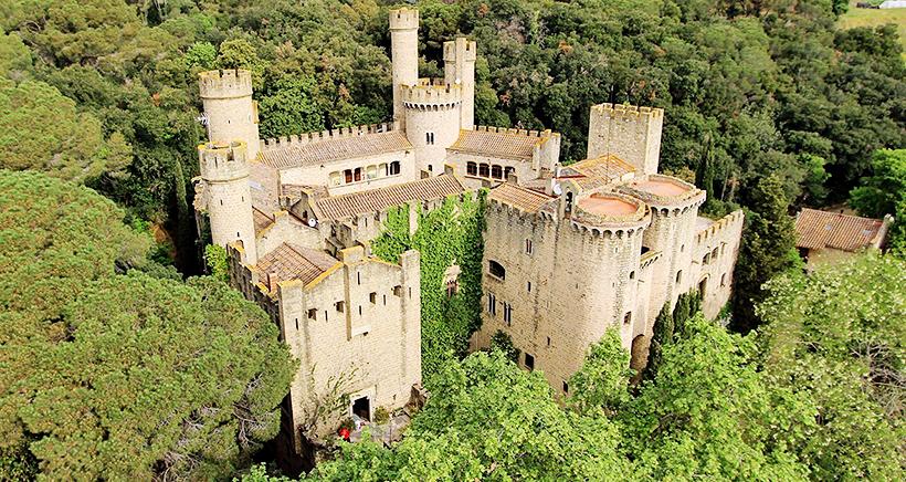 Замок Санта Флорентина, Испания