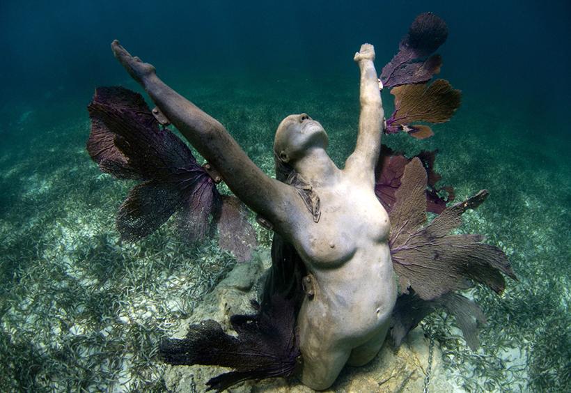 Underwater Museum of Art MUSA