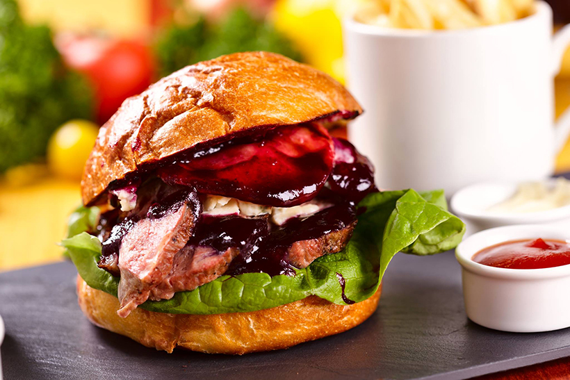 The Burger. Киев