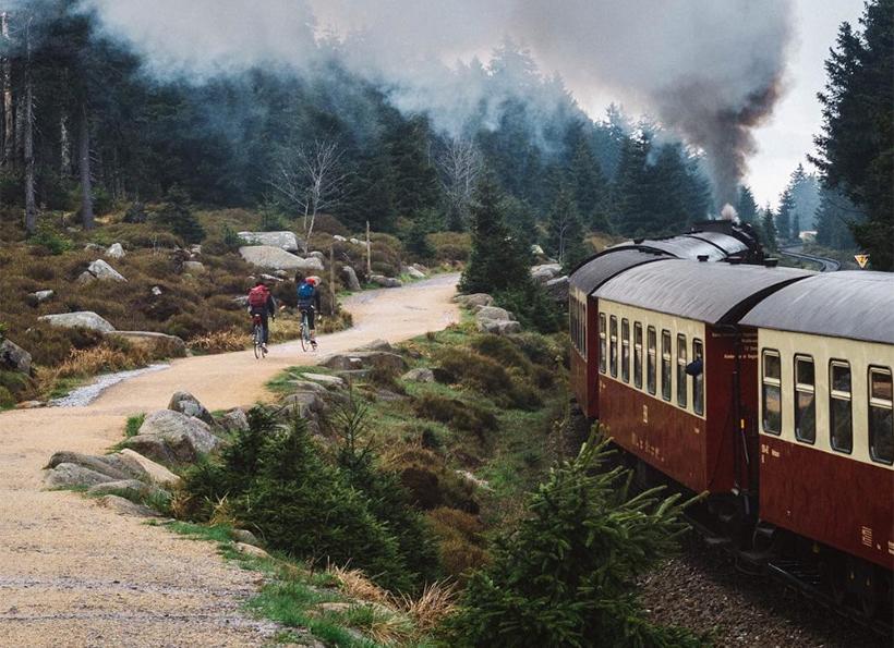 броккенская железная дорога-1