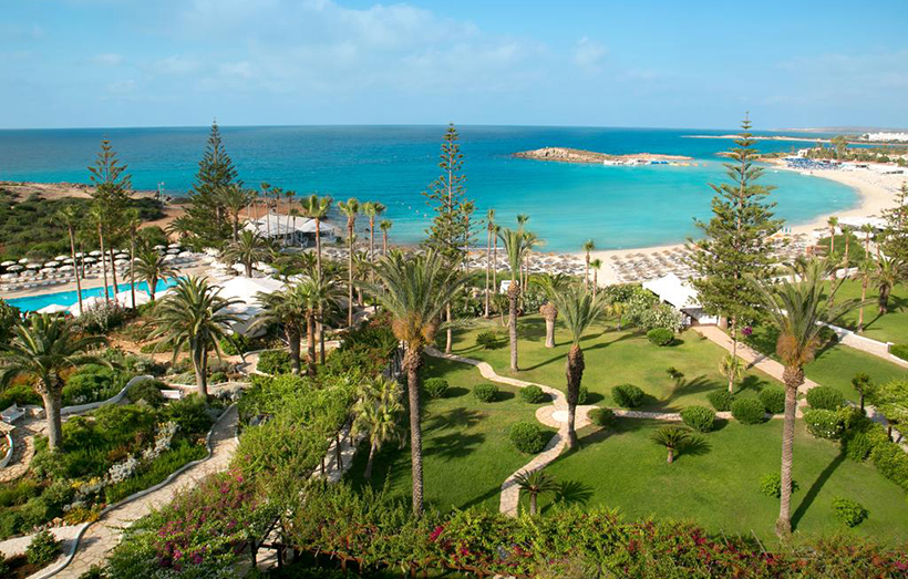 Nissi Beach Hotel 4*
