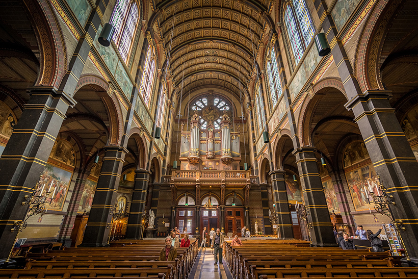 Базилика Святого Николая в Амстердаме