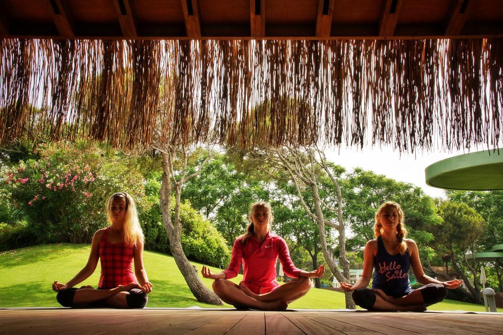 Йога в Gloria Verde Resort