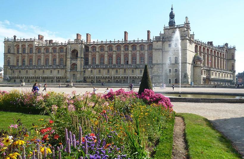 Сен-Жермен дворец