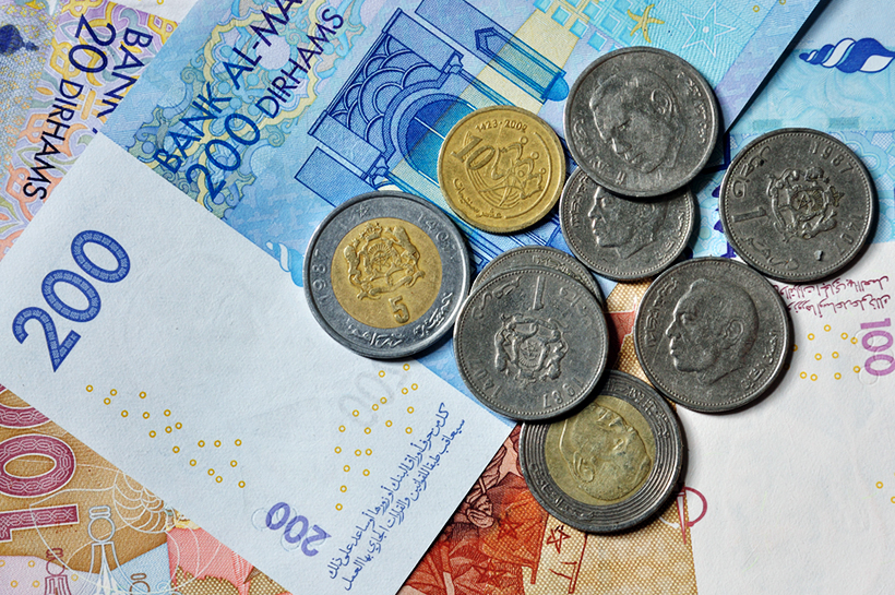 Деньги в Марокко