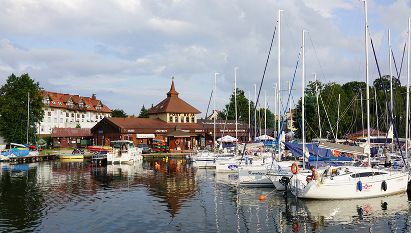 Мазурские озера (Польша)