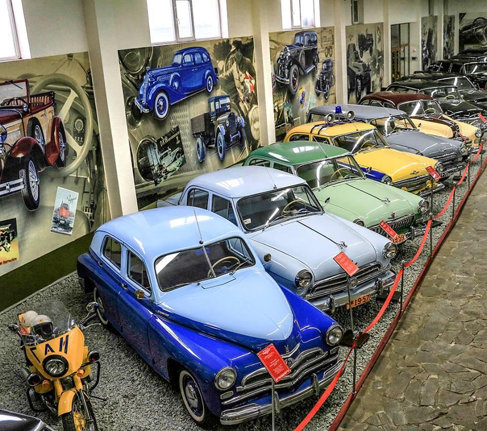 Музей техніки в Запоріжжі