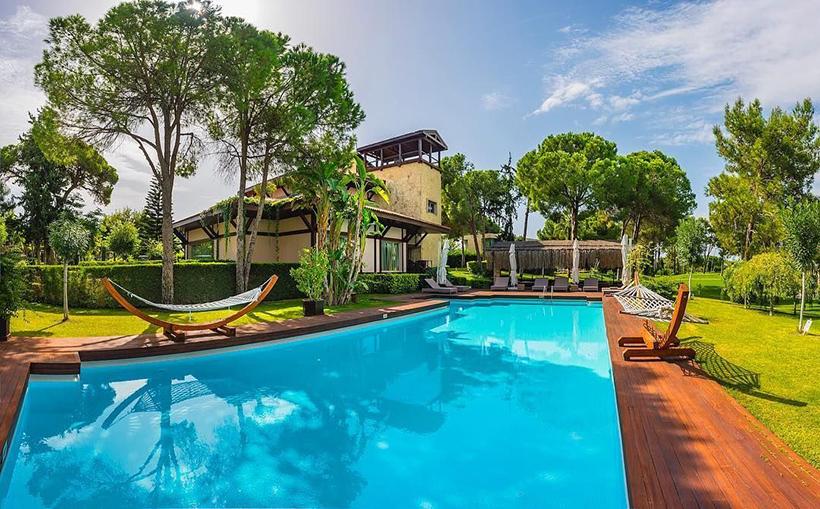 GloriaVerde Resort, вилла Select