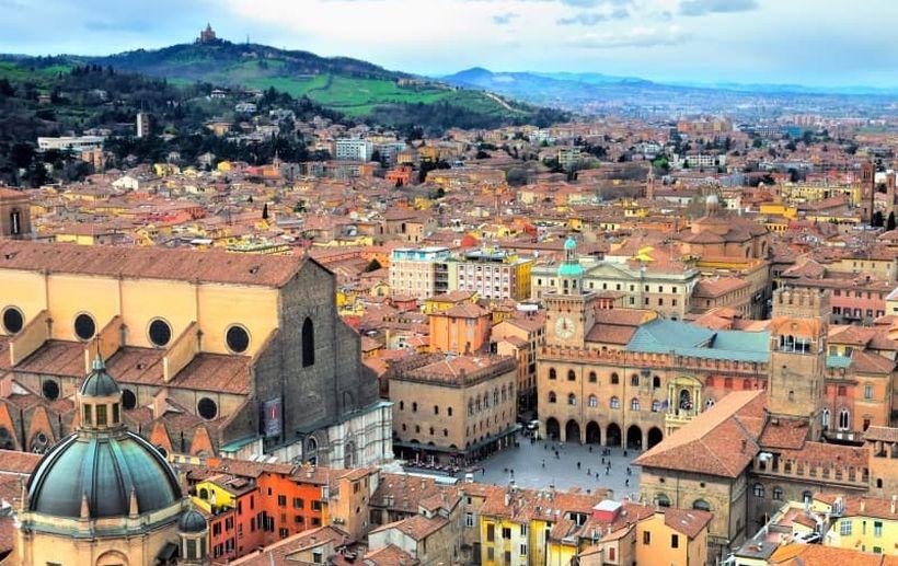Парма Италия