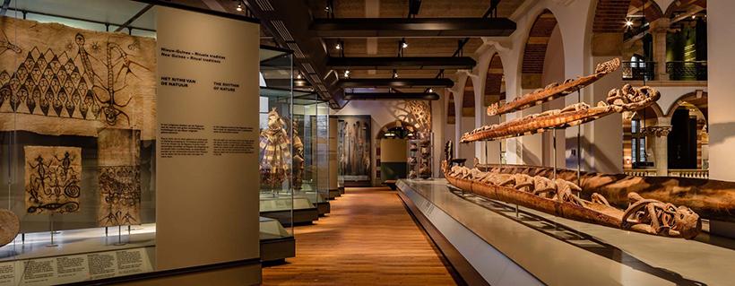 Тропический музей в Амстердаме