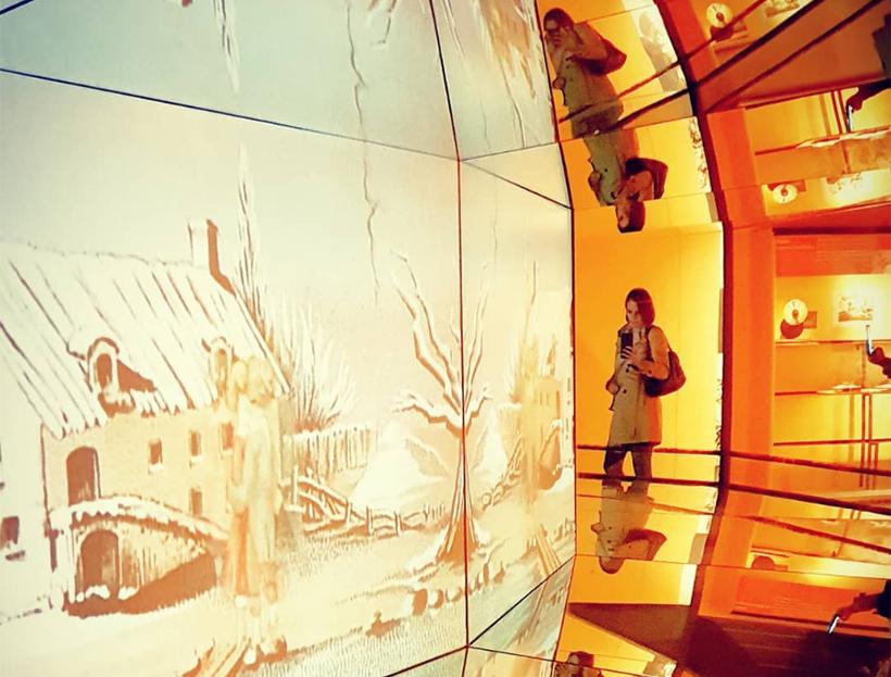 Музей кино в Жироне