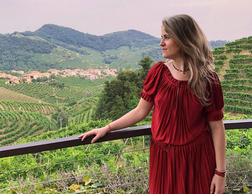 Холмы Вальдоббьядены, Италия