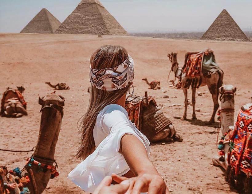 Пирамиды, Гиза