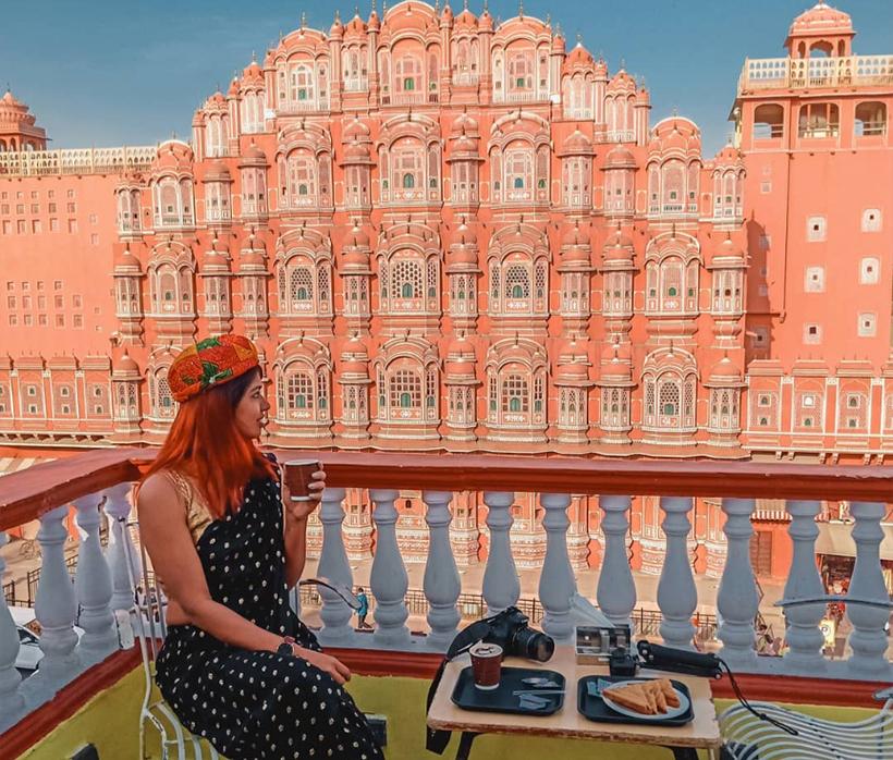 Хава Махал, Джайпур в Индии