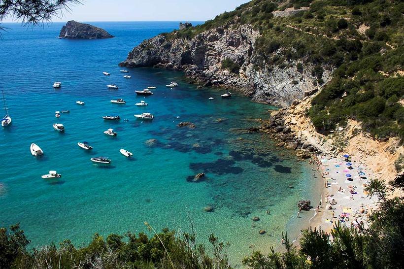 пляж Монте Арджентарио