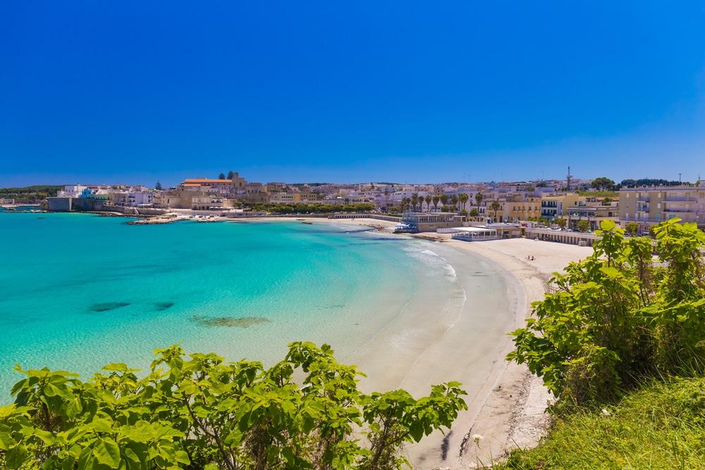пляж Отрано