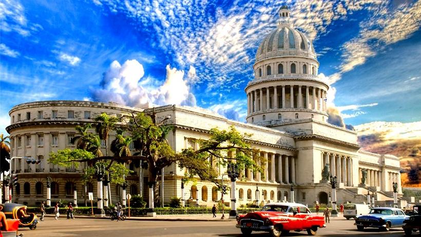 Капитолий в Гаване, Куба