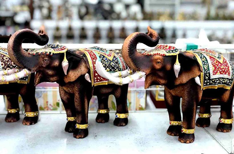 Сувениры в Паттайе