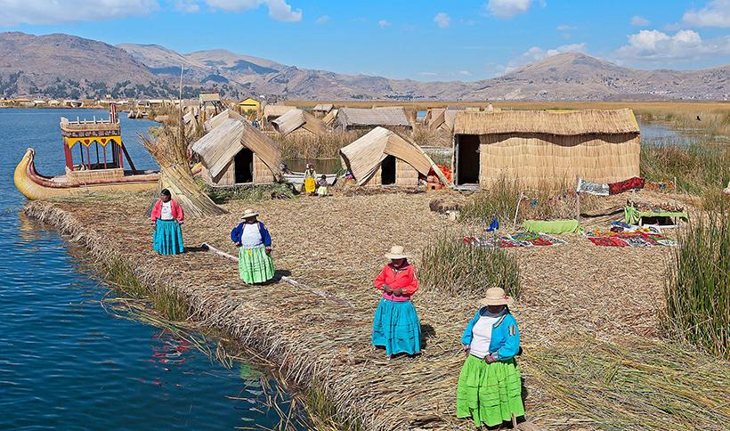 Урос, Перу