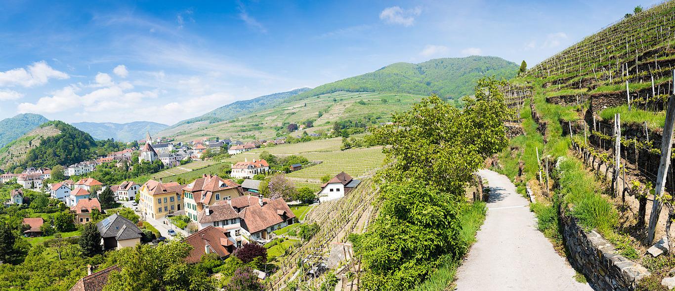 Вахау, Австрия
