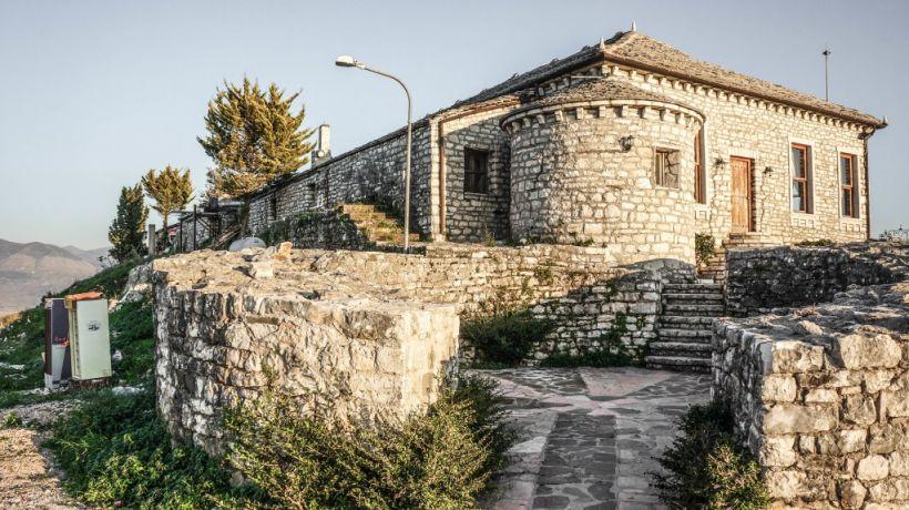 Крепость Лекурси Саранда