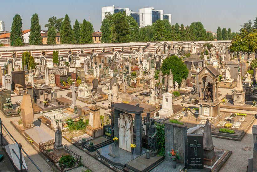 Миланское монументальное кладбище