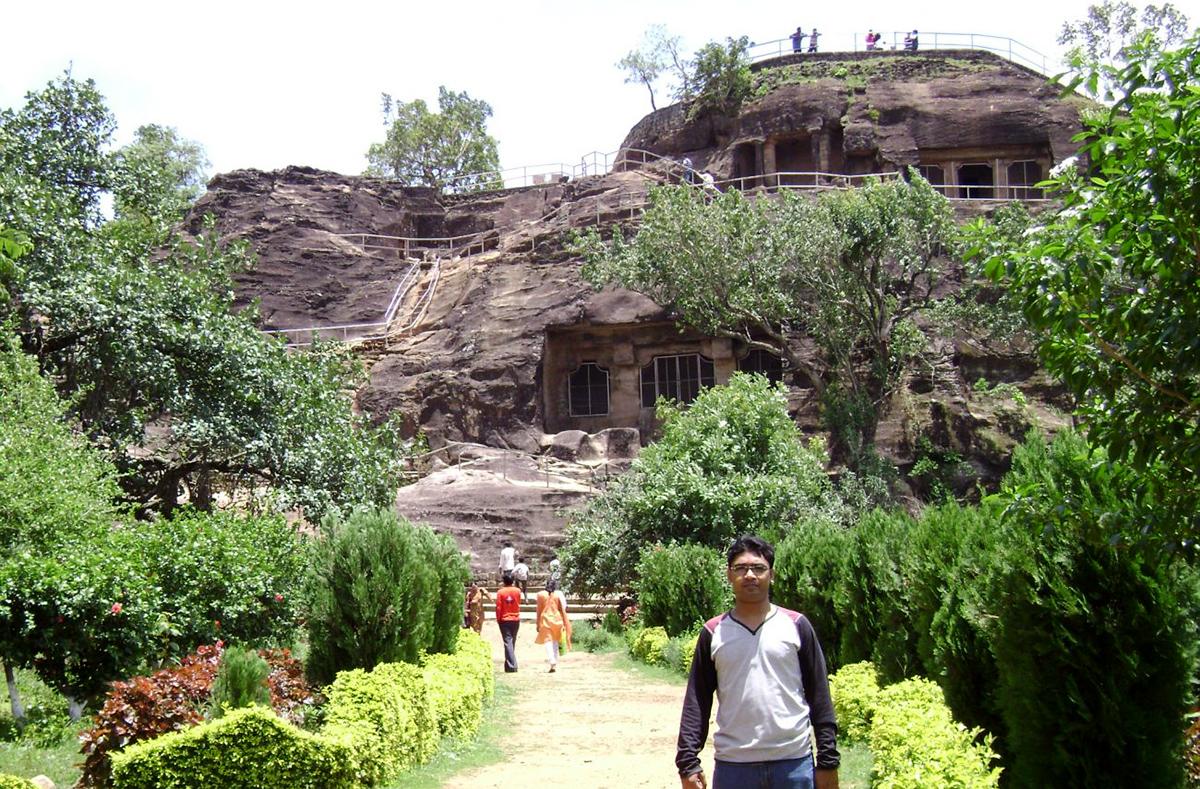 Пещеры Пандава