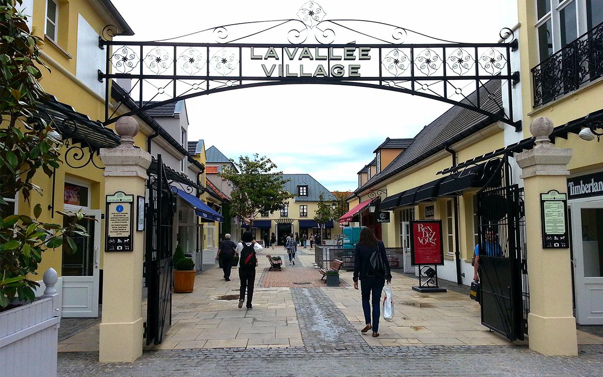 Outlet La Vallée Village