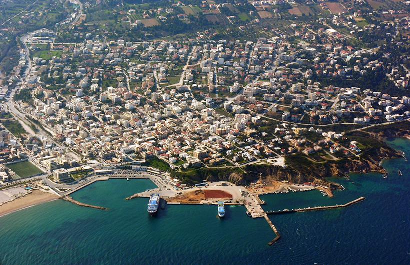 порт Рафина