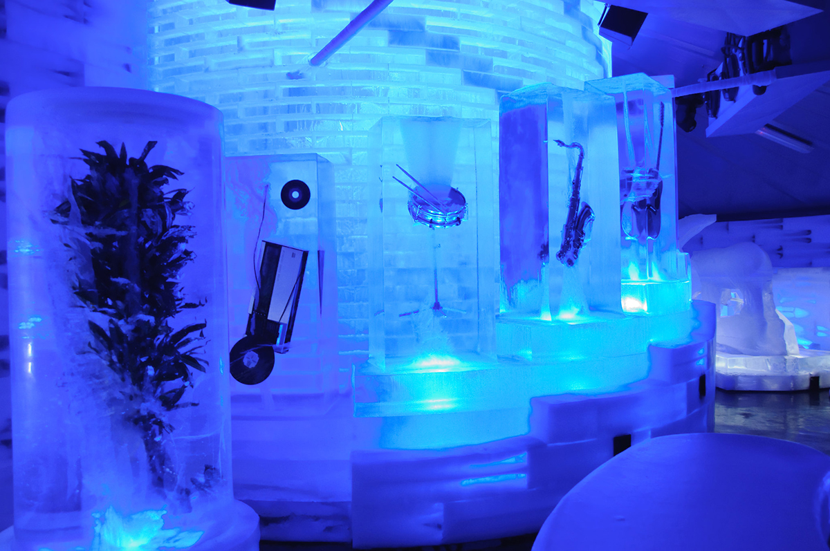 Ice Space in Eilat