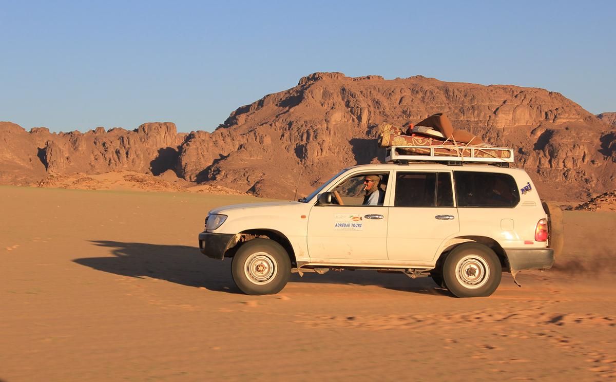 Машина напрокат в Алжире