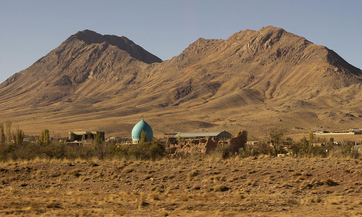 Подорож до Ірану