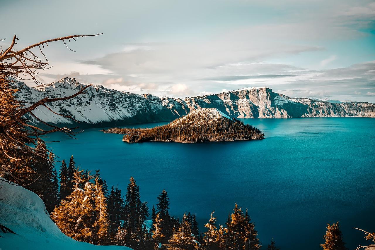 Национальный парк озера Крейтер