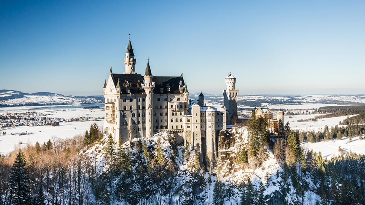 Автобусный тур «Австро-германская Новогодняя симфония»