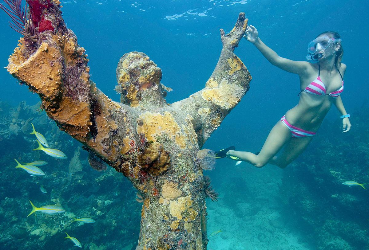 Подводный парк Майями
