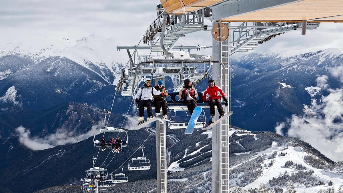 Ski-pass Андорра