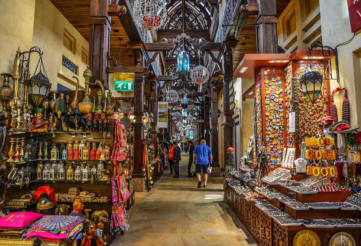 Рынки в Дубаи