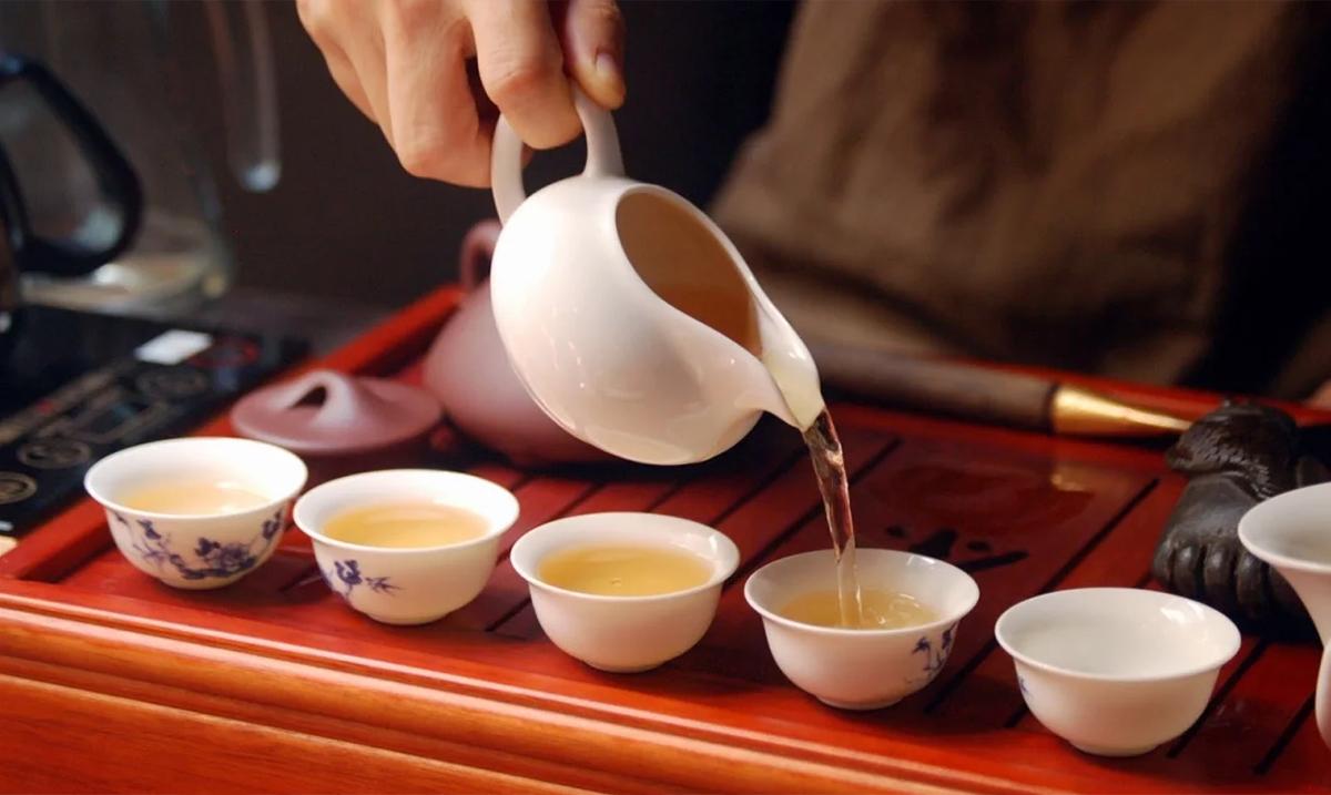 Чайные фабрики о. Хайнань