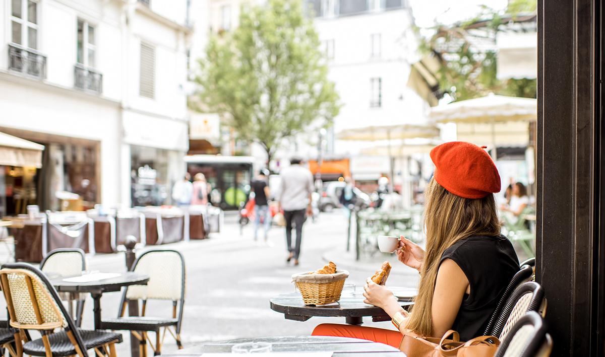 Недорогие заведения в Париже