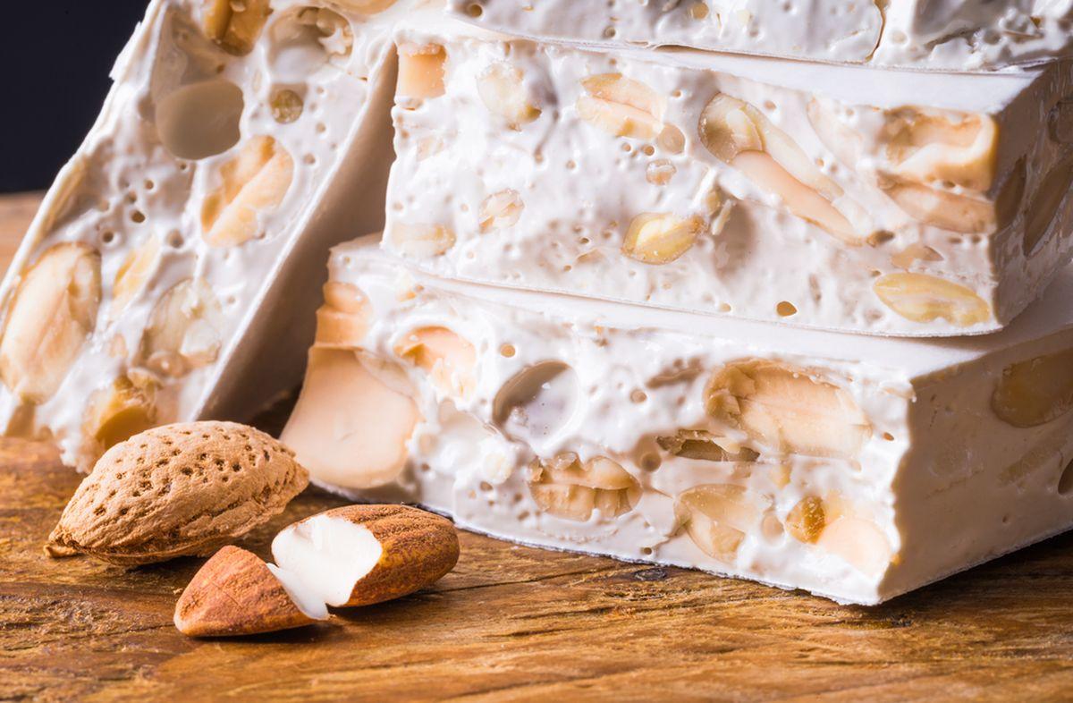 Десерт туррон