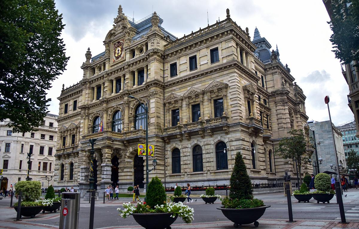 Palacio Diputación