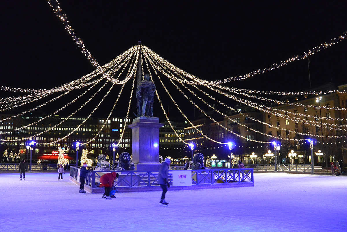 Праздники в Стокгольме