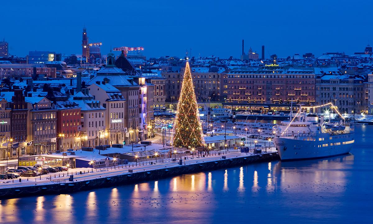 Паромы в Стокгольме