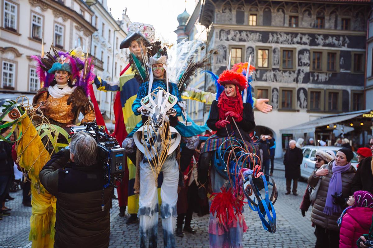 Богемский карнавал