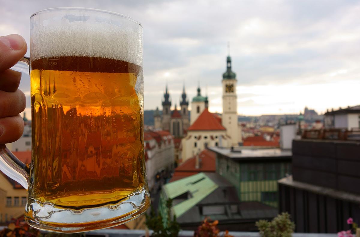 Чешское пиво картинки