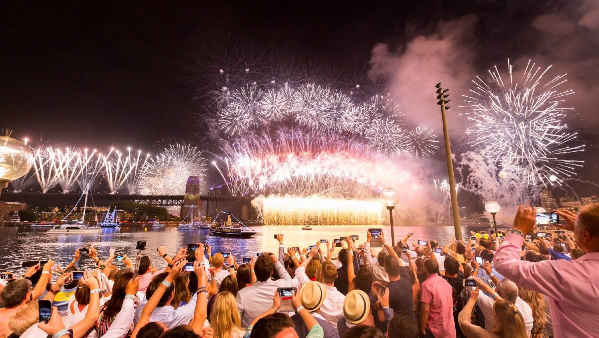 Новый год в Сиднее