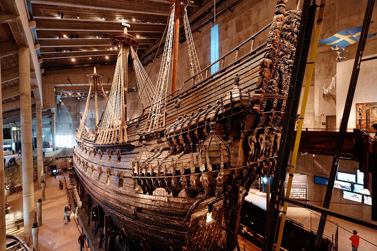 Музей Васса в Стокгольме